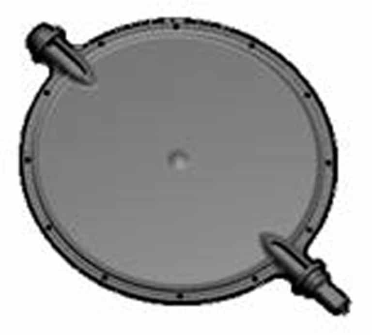 Damper Blade Inc Quadrant