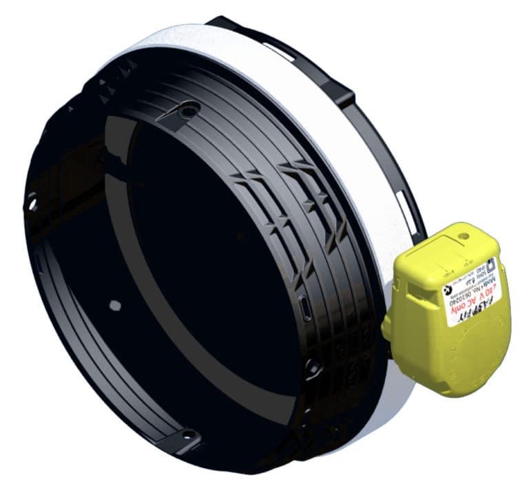 Fastfit Easy Damper 240v