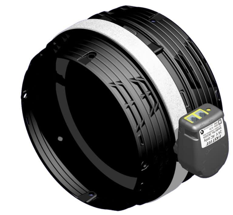 Fastfit Inline Damper 24v