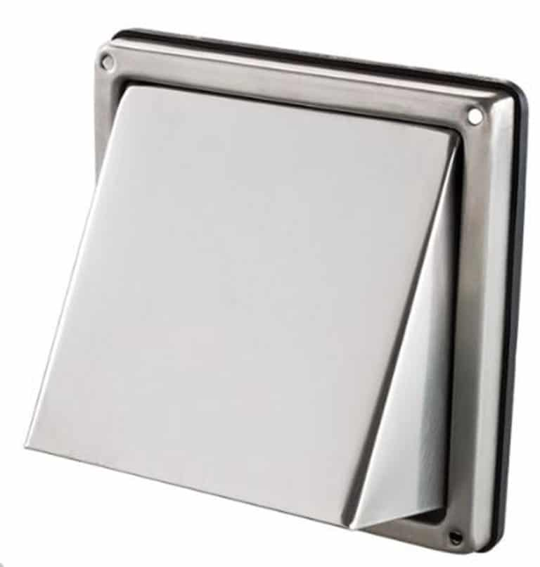 Stainless Steel Louver